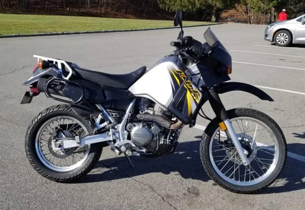 Photo 2007 Kawasaki KLR 650 - $3,250 (Altamont)