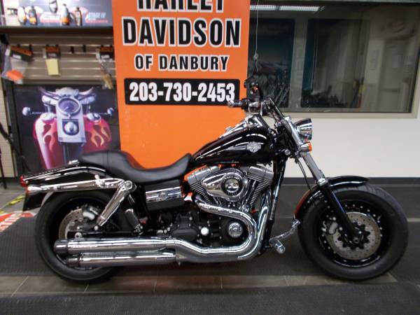 Photo 2008 CERTIFIED PRE-OWNED FXDF DYNA FAT BOB (4792) - $8,995 (DANBURY,CT)