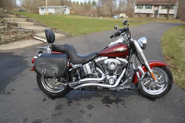 Photo 2009 Harley Davidson Fatboy - $11,000 (New Paltz, New York)