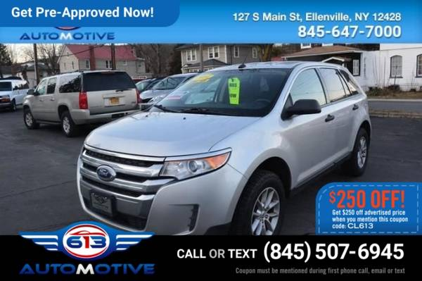 Photo 2014 Ford Edge SE FWD - $10795 (_Ford_ _Edge_ _SUV_)