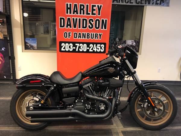 Photo 2017 CERTIFIED PRE-OWNED FXDLS DYNA LOW RIDER SPECIAL (4967) - $21,495 (DANBURY,CT)