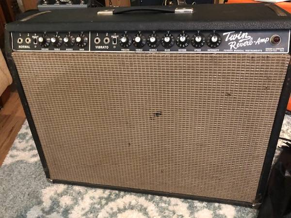 Photo Amps for sale, Blackface Twin, JCM clone, Peavey - $225 (wappingers falls)