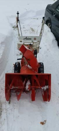 Photo Ariens 5 hp snow blower - $300 (Wingdale)