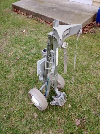 Photo Bag Boy Lite Push Golf Cart - $45 (Pleasantville)