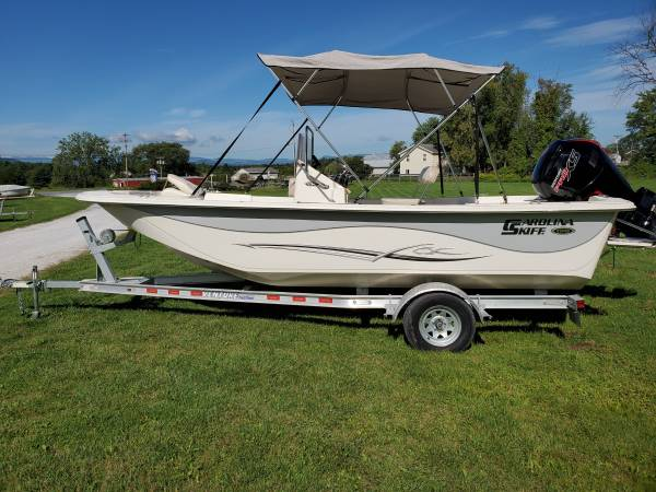Photo CAROLINA SKIFF 198 DLV - $26,995 (North Ferrisburgh)