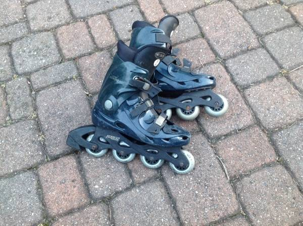 Photo California Advanced Sports CAS Roller Blades mens (size 5) womens (6) - $40 (Rockland County)