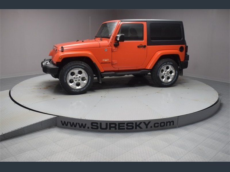 Photo Certified 2015 Jeep Wrangler 4WD Sahara w Dual Top Group for sale