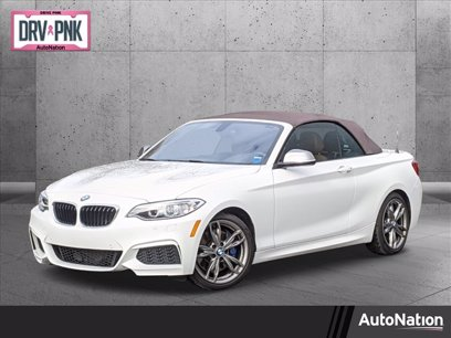 Photo Certified 2017 BMW M240i xDrive Convertible for sale