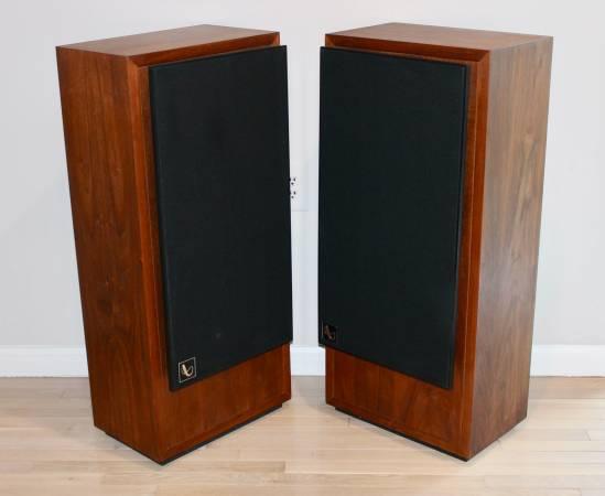 Photo Classic INFINITY Quantum 3 Floor Tower Speakers Gorgeous - $595 (Stony Point NY)