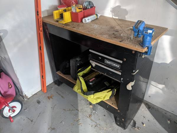 Photo Craftsman Bench - $100 (Wappingers)