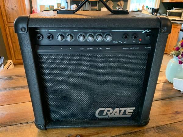 Photo Crate KX-15 15 watt keyboard  - $55 (Pawling)