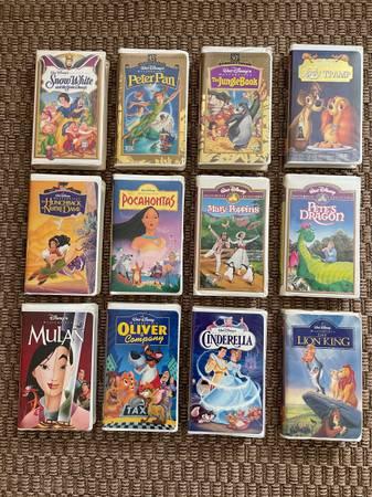 Photo Disney VHS
