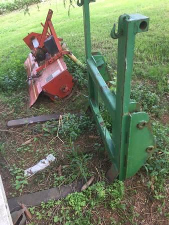 Photo Forks for John Deere tractor - Heavy Duty - $500 (Warwick, NY)