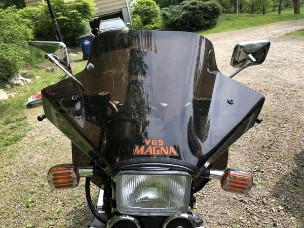 Photo Honda Magna V65 - $5,500 (Stanfordville)