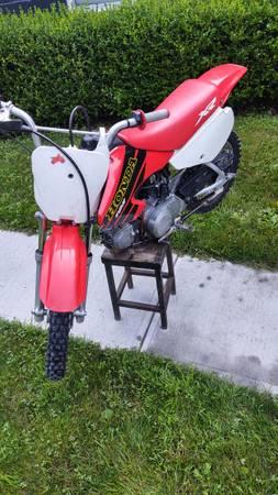 Photo Honda XR 70 - $1,200 (Pawling)