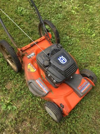 Photo Husqvarna Lawn Mower Self-propelled - $175 (Cornwall, NY)