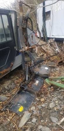 Photo John deer plow blade - $600 (Pleasant valley)