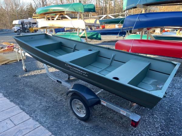 Photo Jon boats 1039-1439 foot reservoir car top starting at - $1,495 (Hudson valley)