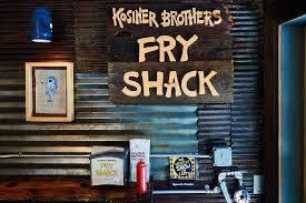 Photo Kosiner Brothers Fry Shack  Hot Dog Cart (New Paltz)