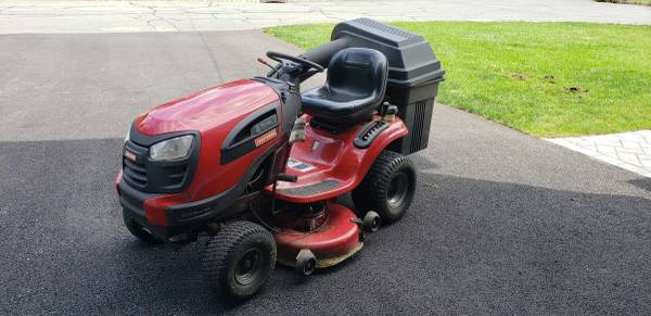 Lawn Tractor with bagger - $1,200 (Thiells, NY)