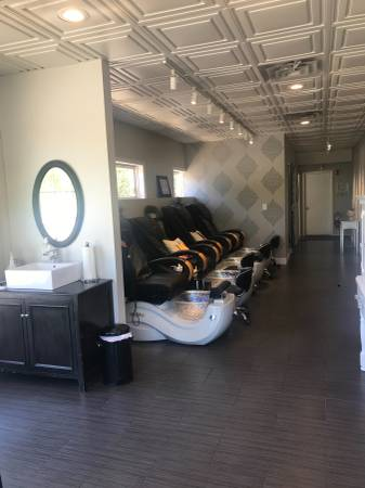 Photo Nail Salon - $90,000 (Town of Newburgh)