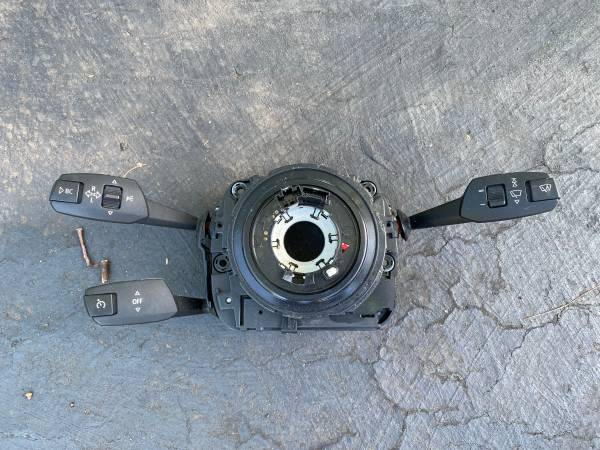 Photo OEM BMW E90 335i 06-11 Steering Column Switch Unit Clockspring - $50 (Nanuet)
