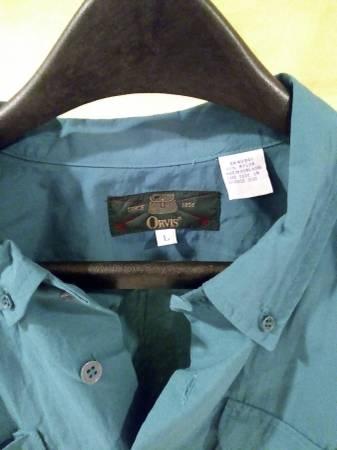Photo Orvis, Columbia,LL Bean Shirts - $10 (West Park)