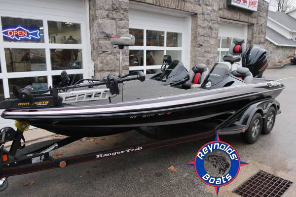 Photo SUPER CLEAN RANGER Z521 bass boat - $35995 (Old Lyme)