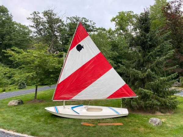 Photo Sunfish Sailboat for Sale - $1,500 (Sloatsburg)