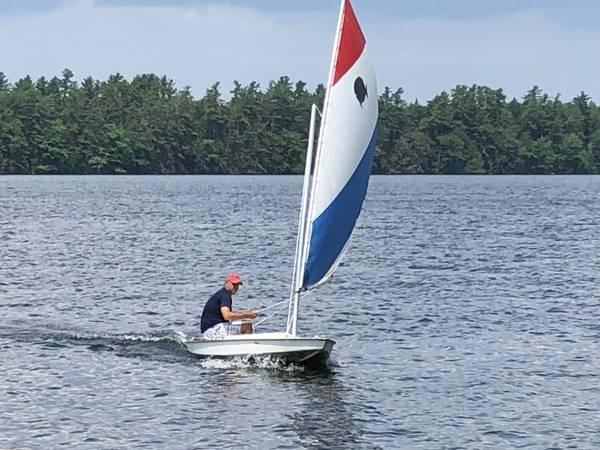Photo Sunfish Sailboat for Sale - $950 (Monroe)