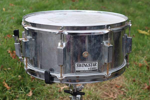 Photo Tama Swingstar snare - $20 (Newburgh)