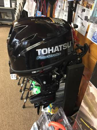 Photo Tohatsu outboard - $1 (Hudson Vally New York)