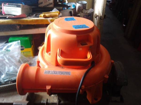 Photo Toy quest bouncy house blower - $100 (Poughkeepsie)