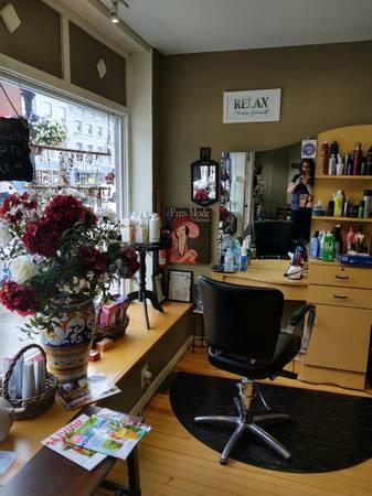 Photo Unisex Hair Salon in Village of Goshen - $25,000 (Village of Goshen)
