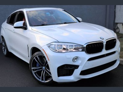 Photo Used 2017 BMW X6 M  for sale