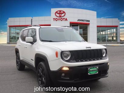 Photo Used 2017 Jeep Renegade Altitude for sale