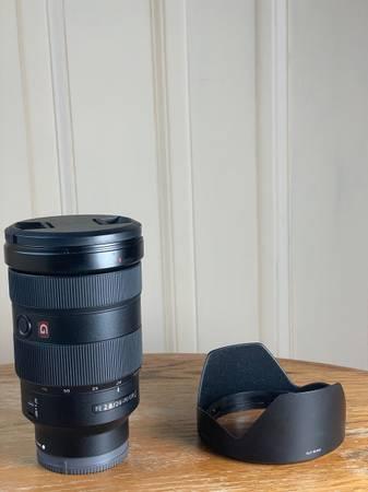 Photo Used Sony FE 24-70mm f2.8 GM (G Master) E-Mount - $1,500 (Kingston)