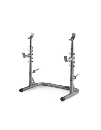 Photo Weider XRS 20 Olympic Workout Squat Rack  Weight Rack - $200 (Town of Poughkeepsie)