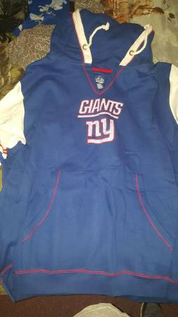 Photo Womens New York Giants pullover Hoodie - $25 (Port Jervis)