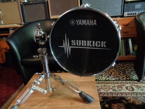 Photo Yamaha Subkick - $250 (Sharon CT.)
