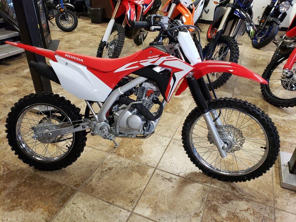 Photo 2021 Hondaxc2xae CRF125F Big Wheel