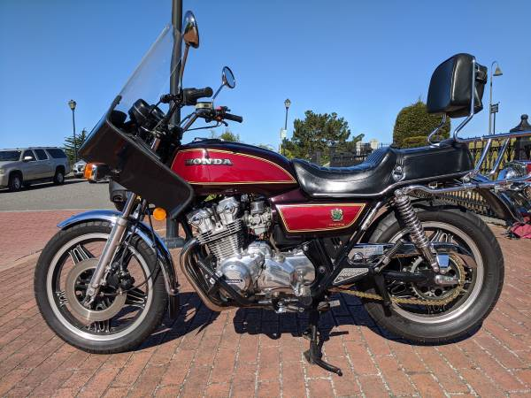 Photo 1979 Honda CB 750 L - $4,500 (Eureka,Ca)