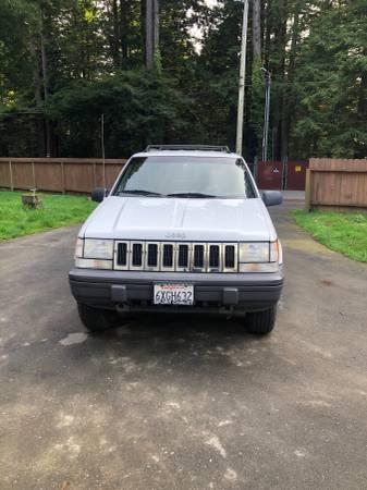 Photo 1995 jeep grand cherokee - $2500 (eureka)