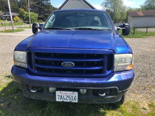Photo 2003 7.3L Ford F250 - $10200 (EUREKA)