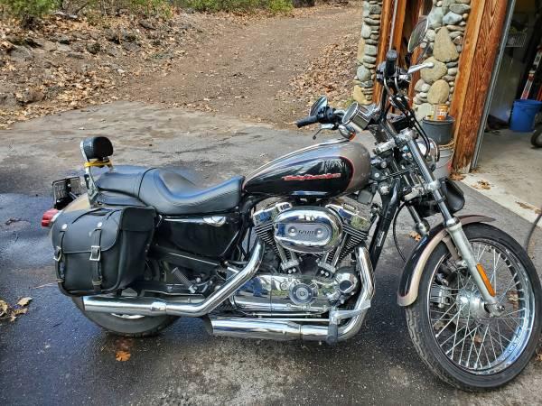 Photo 2004 Harley Davidson 1200 custom sportster - $6,000 (Mount Shasta)