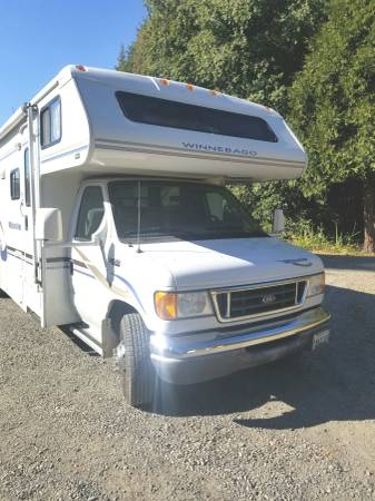 Photo 2004 Winnebago E450 - $37,000 (Fortuna)
