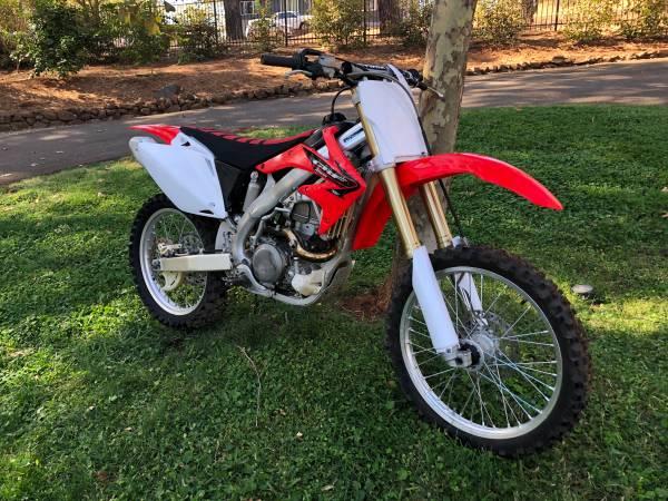 Photo 2005 Honda CRF 450R - $3,200 (Paradise)