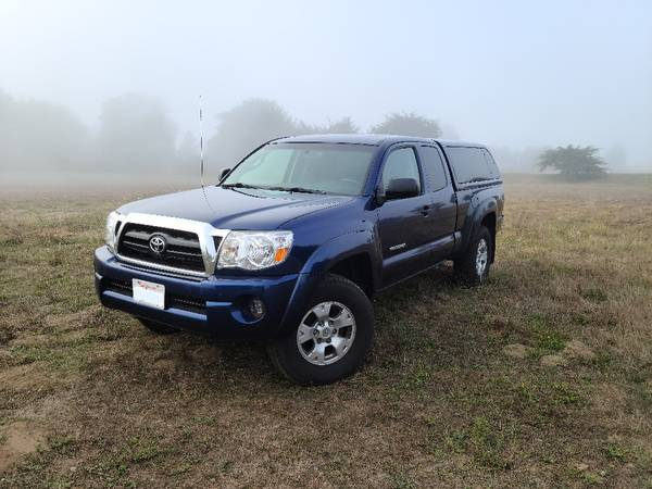 Photo 2006 Toyota Tacoma Access Cab Long Bed PreRunner V-6 - $10,200 (MCKINLEYVILLE)