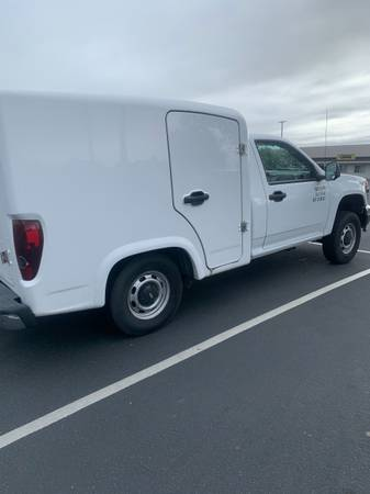 Photo 2009 Chevy Colorado with refrigerated cargo with only 60k miles - $14,000 (Mckinleyville)