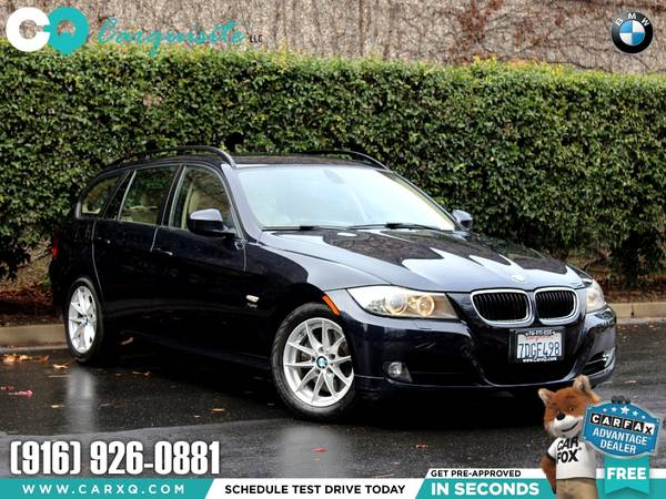 Photo 2010 BMW 328i xDrive All Wheel Drive Wagon Wagon available for a test - $9677 (BMW 328i 328 i 328-i xDrive 2010 Car SUV Truck)